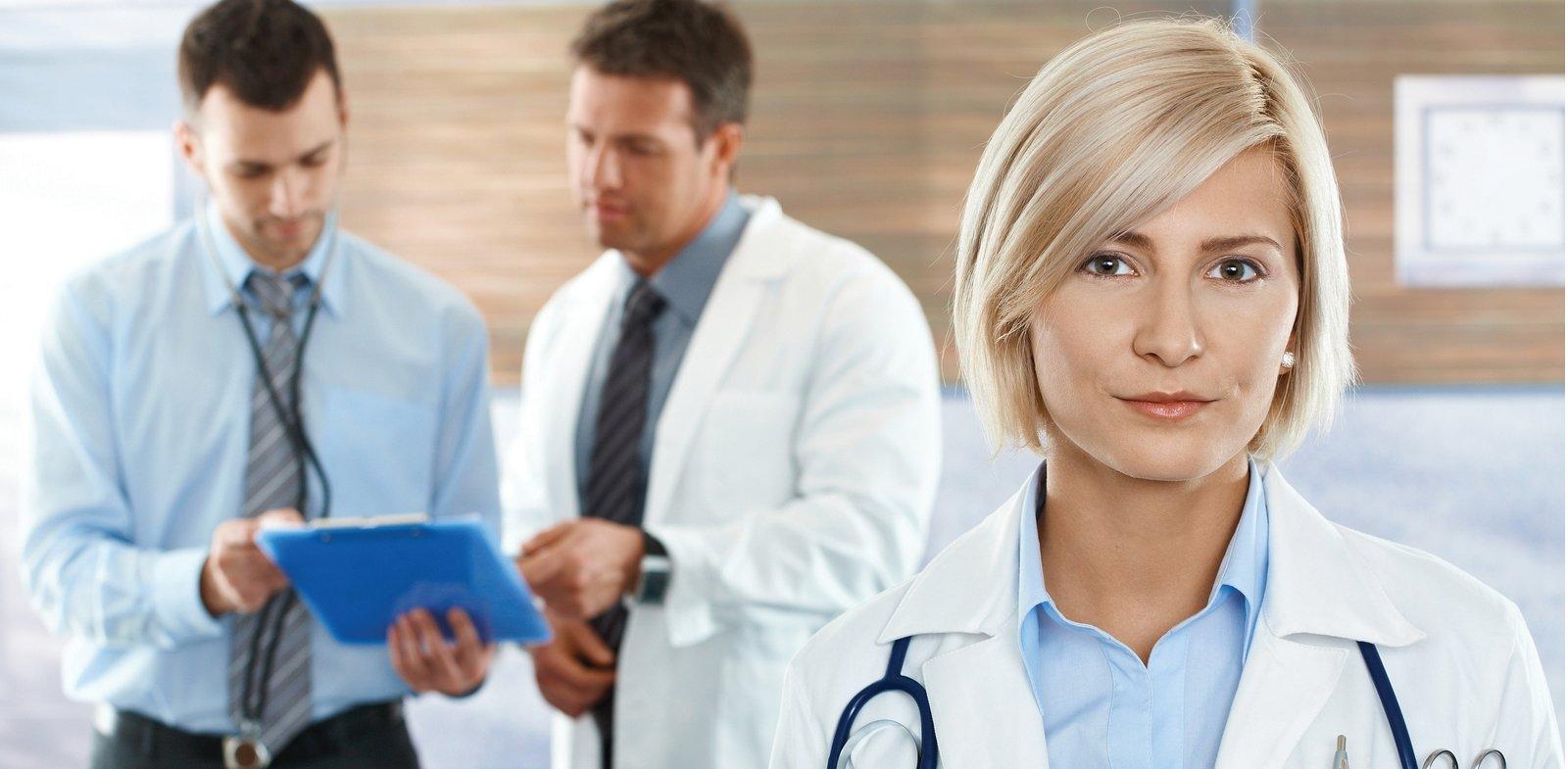 high blood pressure doctor