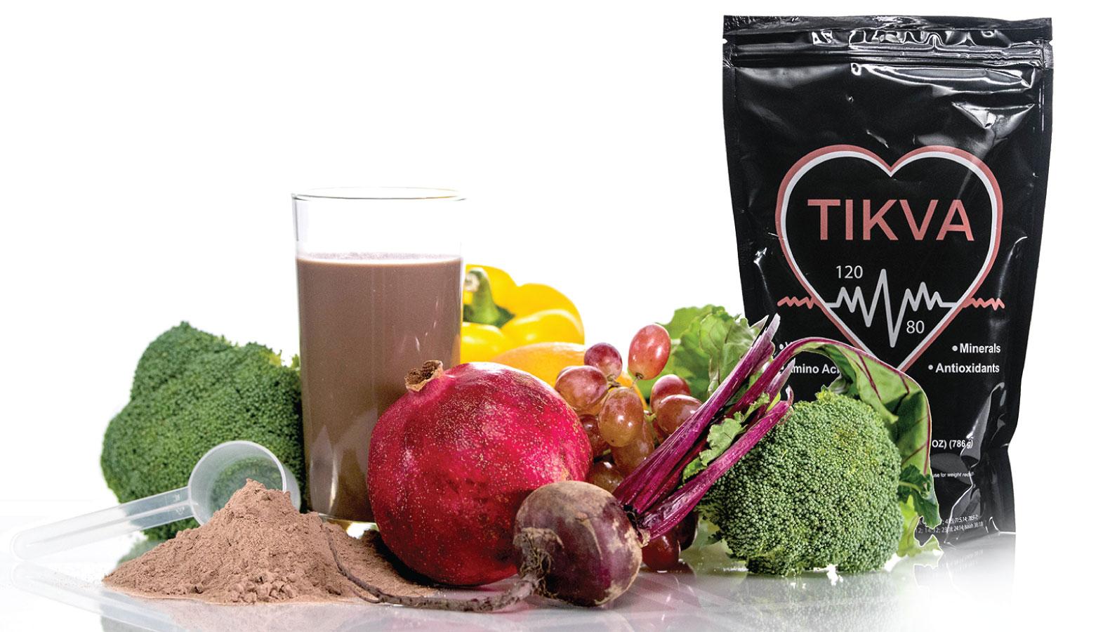 Tikva- Lower Your Blood Pressure